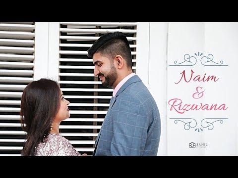 NAIM & RIZWANA | Pre Wedding | Sahil M Photography