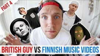 british guy reacts to finnish music videos   part 4   dave cad