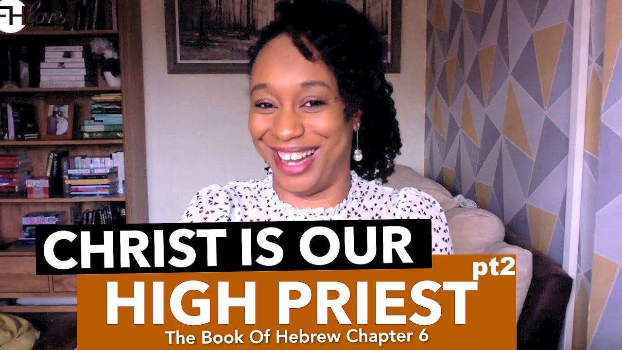 Christ Is Our High Priest Pt 2 Hebrews Chapter 7 by Pastor Amy Iwgeonu