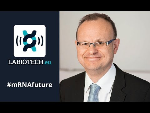 Sean Marett, COO at BioNTech, talking on the Future of mRNA Therapies