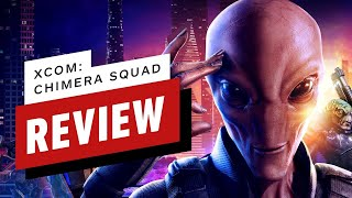 XCOM: Chimera Squad Review (Video Game Video Review)