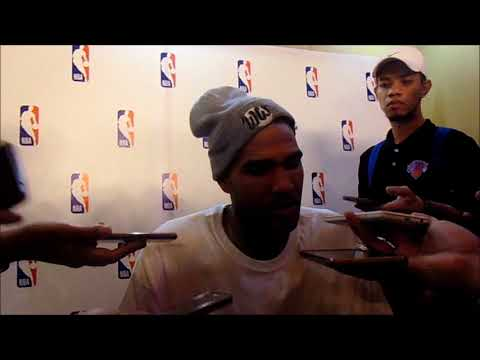NBA player Willie Cauley Stein of Sacramento Kings visits Philippines