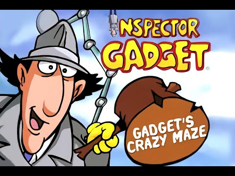Main Menu (Beta Mix) - Inspector Gadget: Gadget's Crazy Maze