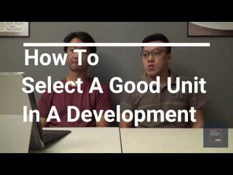 Ask Us Anything EP 7 | How To Select A Good Unit In A Development?