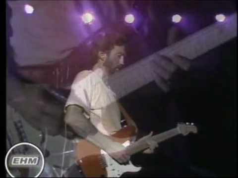 Eric Clapton- Layla - (LIVE) [HQ] 1986