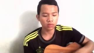 Lời xin lỗi của một dân chơi cover guitar by Trọng CR7