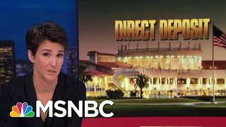 Trump Self-Dealing On G7 Summit Would Boost Failing Doral Resort | Rachel Maddow | MSNBC