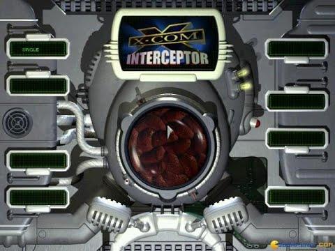 X-COM: Interceptor gameplay (PC Game, 1998)