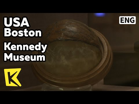 【K】USA Travel-Boston[미국 여행-보스턴]존 F 케네디 박물관/Kennedy Museum/President/Library and Museum