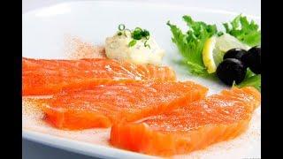 очень вкусный малосольный лосось. Видео рецепт