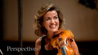 Anne-Sophie Mutter and the Berlin Philarmonic