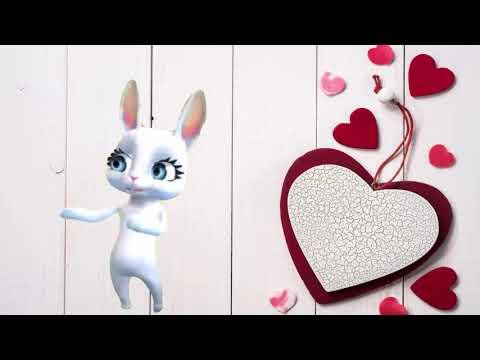 Поздравления с днем влюбленных. Открытки с днем Святого Валентина. - Лучшие приколы. Самое прикольное смешное видео!