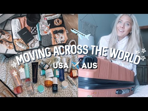 pack/prep with me: for abroad!!