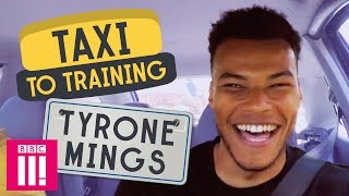 Bournemouth's Tyrone Mings | Taxi To Training