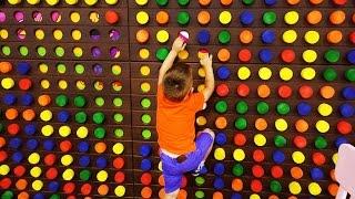 Трансформеры НОВАЯ ДЕТСКАЯ ПЛОЩАДКА Рома Диана Детский Канал Transformers Playground Kids playroom