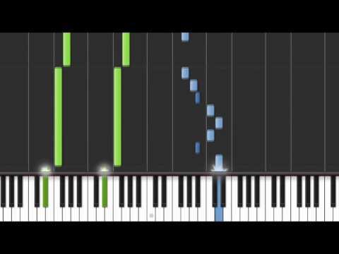Vigiland - UFO - Easy Piano Tutorial