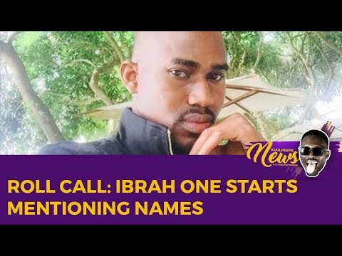 KUULPEEPS NEWS: Ibrah One Who Is Allegedly involved In Fraud Starts Mentioning Names