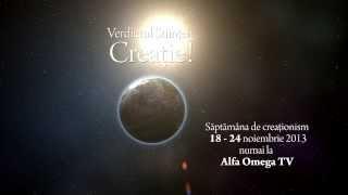 Recomandări din programul TV al canalului Alfa Omega TV - Saptamana Creatiei