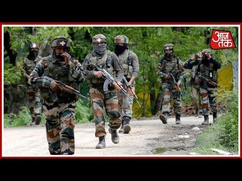 Commandoes ने आतंकियों के छिपने की जगह को पूरी तरह घेरा; जल्दी ही बड़े ऑपरेशन की तैयारी