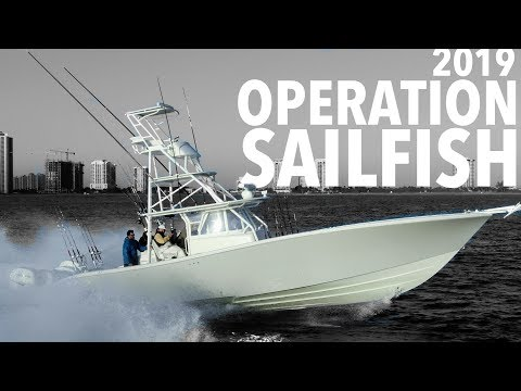 2019 OPERATION SAILFISH TOURNAMENT