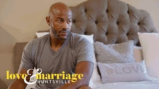 Marsau Learns About Latisha's Career Plans | Love and Marriage: Huntsville | Oprah Winfrey Network
