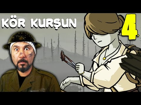 KURŞUN ÇIKARTTIK! | VALIANT OF HEARTS: THE GREAT WAR #4