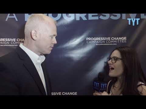 Progressive Candidate Who SAID NO to Corporate America