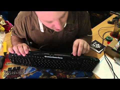 Steelseries - Merc Stealth UNBOXING