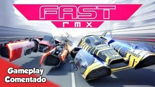 fast rmx   el juegazo tapado de nintendo switch un f zero xxl digital gameplay