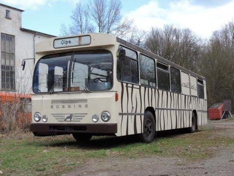 Sound Büssing BS110V ex Stadtwerke Gießen Wagen 14