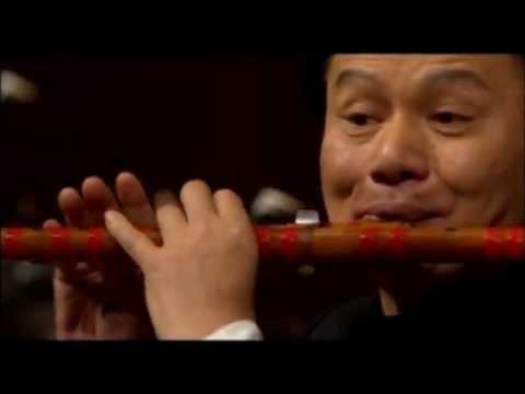 Grand Chinese New Year Concert 2006: Dizi solo by Jiang Guoji