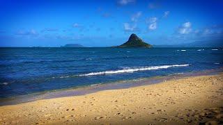 Hawaii Ocean Sounds | Sleep, Study, Relax | 10 Hours Waves