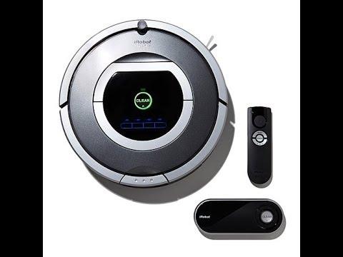 iRobot Roomba 780 Robotic Vacuum and Command Center