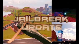 Jailbreak Update Expansion de Mapa | Roblox |