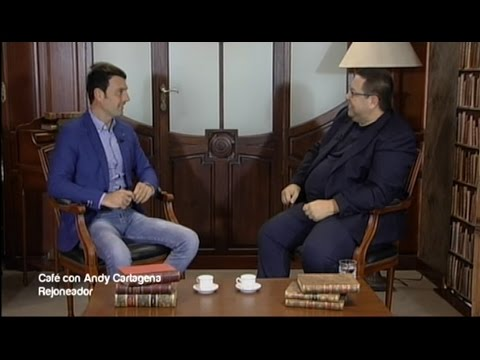 Café con... Andy Cartagena, rejoneador