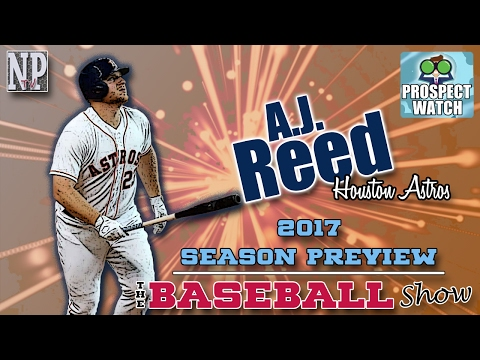 2017 Fantasy Baseball | A.J. Reed