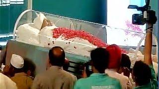 Repeat youtube video NIRANKARI BABA HARDEV SINGH JI ANTIM DARSHAN IN DELHI