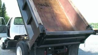 1999 Ford F800 Dump Truck for Sale