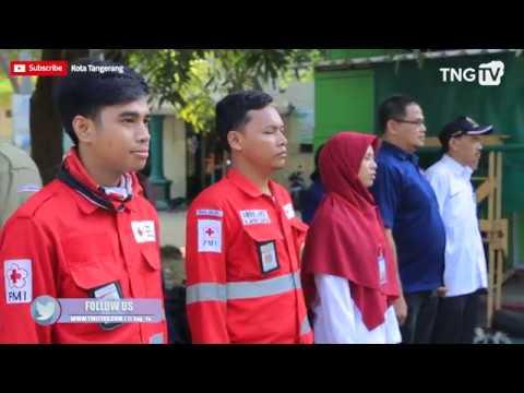 Pendidikan Dan Pelatihan Dasar PMI Kota Tangerang [Tangerang TV]