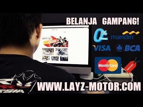 BELANJA SEMUDAH 1 KALI KLIK SAJA | OFFICIAL LAYZ MOTOR WEBSITE