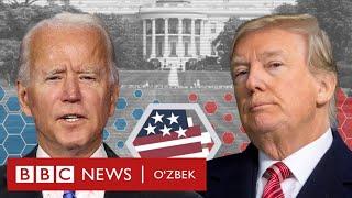 АҚШ: Трамп кетди, Байден келди - маросим тафсилоти BBC News O'zbekiston Amerika Dunyo Yangiliklar