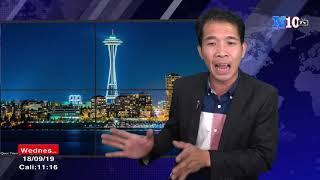 🔴19-09 Chuyến Đi Của Hoàng Chí Phong Josua Wong Đến Mỹ- Trung Cộng Bẽ Mặt Như Thế Nào?