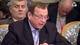 Выступление В.А. Ефимова на Московском экономическом форуме 9 декабря 2014 г.