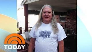 Hippie No More: Retiree's Dramatic Makeover Has Him, And His Wife, In Tears | TODAY