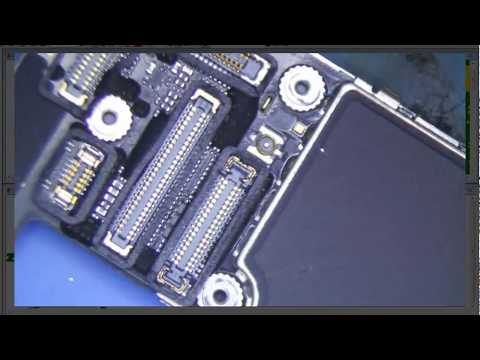 iPhone 6S Plus Diagnosing and Reparing a Short on VCC Main
