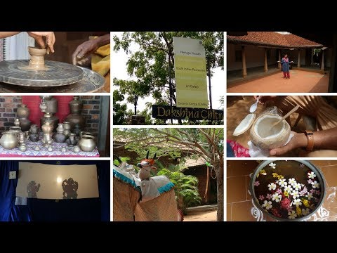 Must Visit Place in Chennai| South Indian cultures|Dakshina Chitra