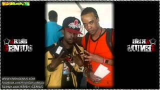 Popcaan & Tommy Lee - Step Like Dead (Raw) [Double Trouble Riddim] April 2012