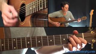 All I Have To Do Is Dream Guitar Lesson - The Everly Brothers