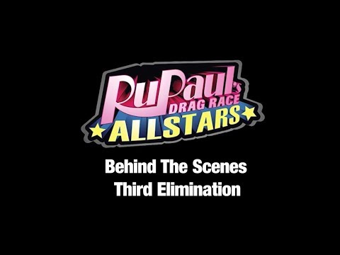*SPOILER* 3rd Eliminated Queen RuPaul's All Stars 3: Behind the Scenes