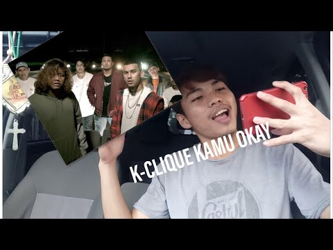 k-clique---kamu-okay-[-lyric-video-]-(-reaction-)